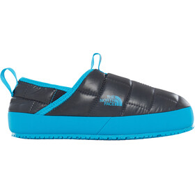 The North Face Kids Thermal Tent Mule II Shoes Shiny Urban Navy/Hyper Blue